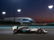 Nico Rosberg was fastest in second practice for Mercedes