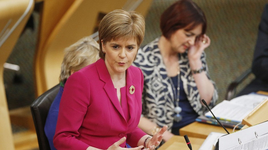 "A spokesman for Nicola Sturgeon said she was ""looking forward"" to attending the Thirty Club"