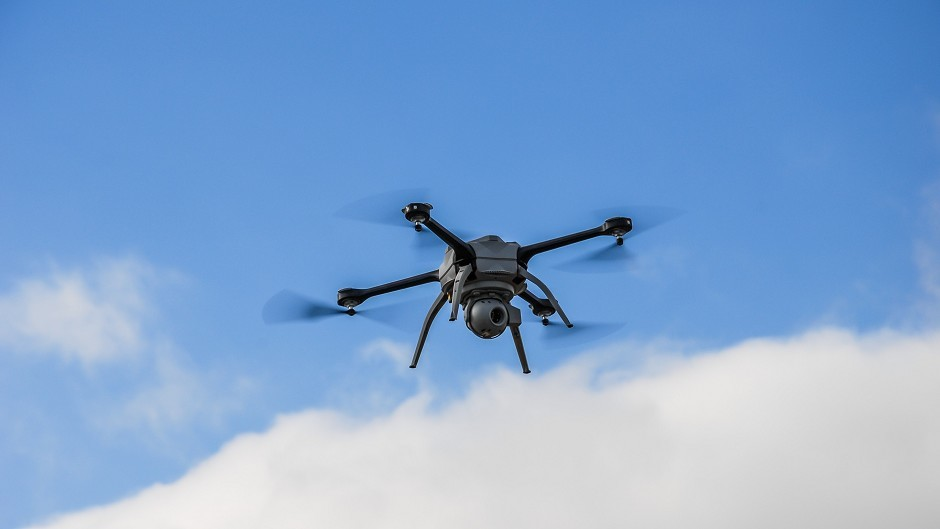 UAVs could help farmers