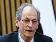 "Professor Sir Michael Marmot said middle earners were still facing ""extreme"" pressures"