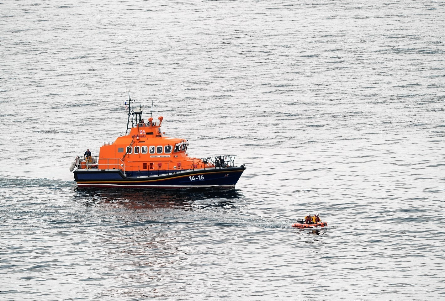Portree-Lifeboat