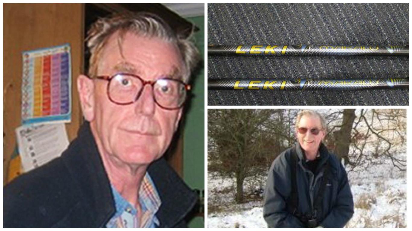 Robin Garton was last seen in the Glencoe area of the Highlands on September 25
