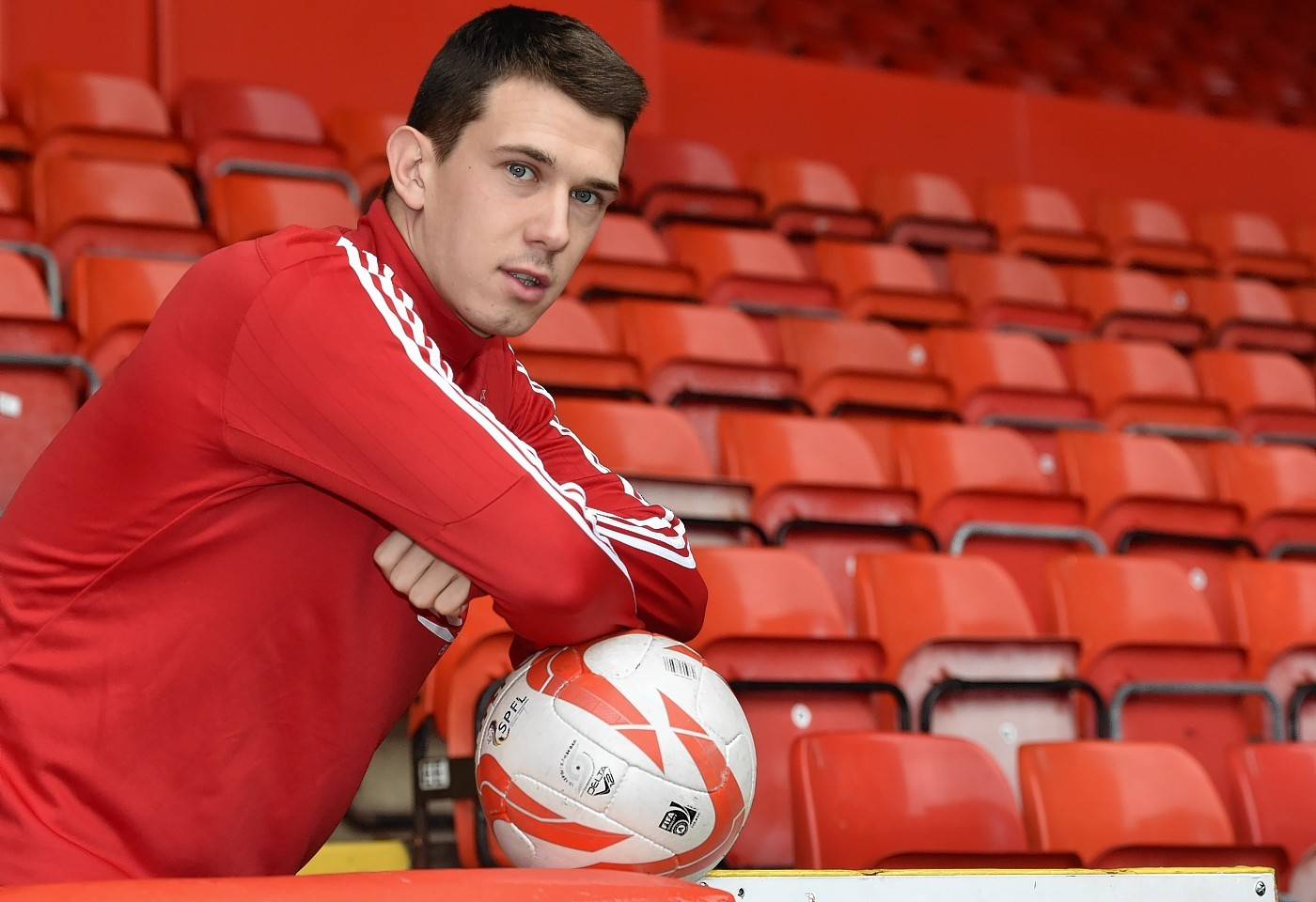 Ryan Jack insists the Dons squad remains a happy camp