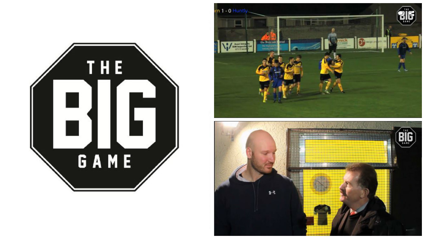 The Big Game: Nairn v Huntly