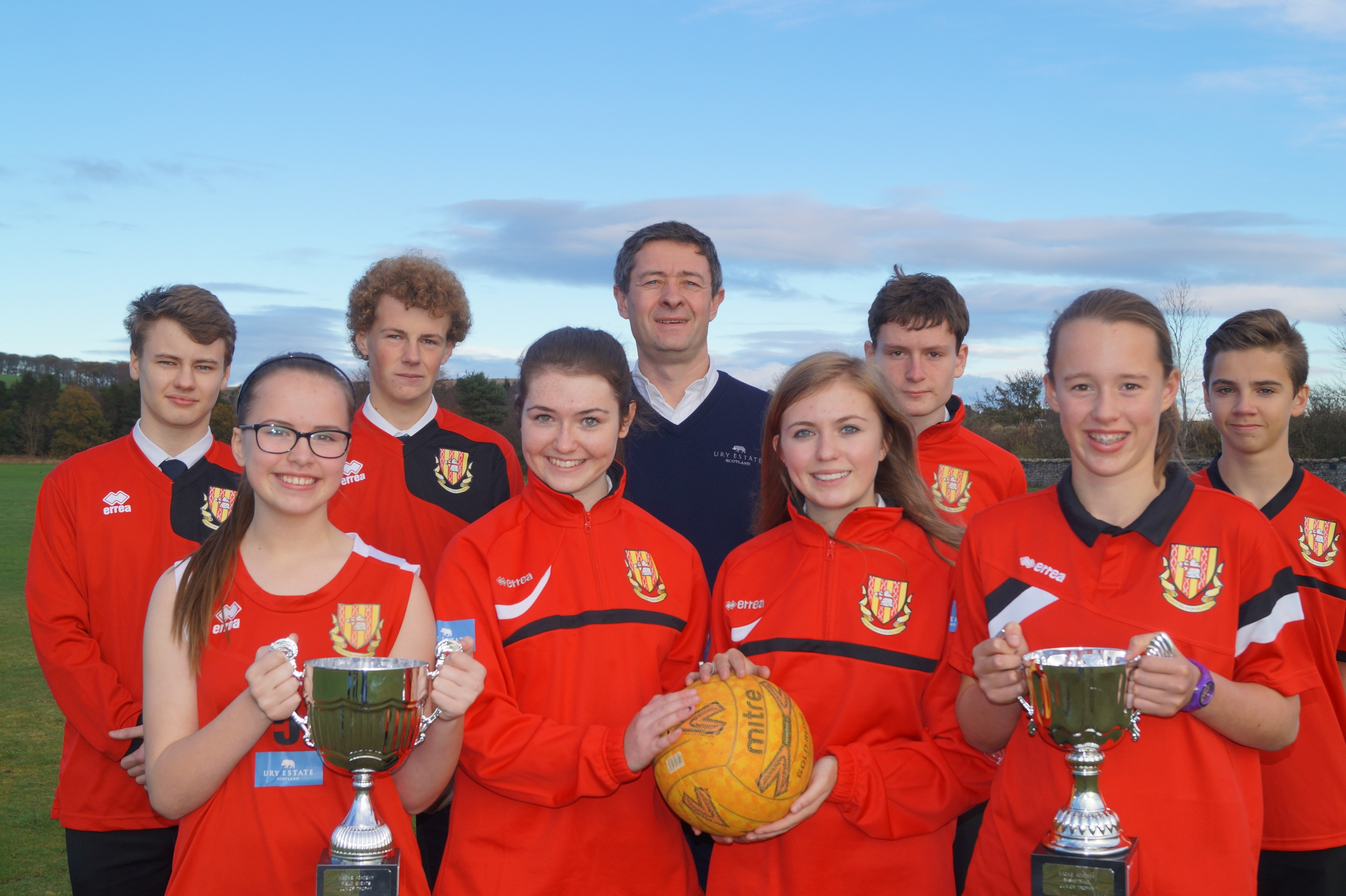 Fm Group Supports Mackie Academy S Sporting Feats Press