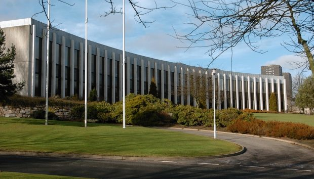 Aberdeenshire Council is considering job cuts as it looks to save £27 million.