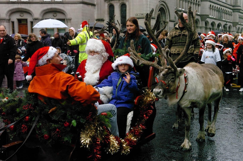 Aberdeen winter festival
