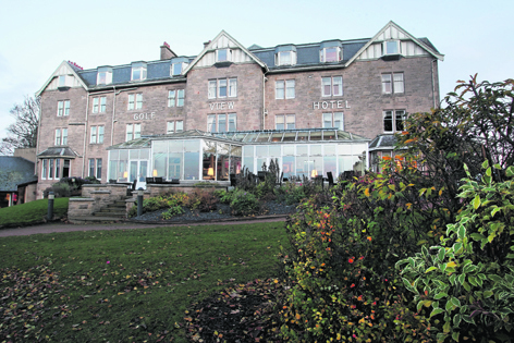 Full marks for innovation at Golf View Hotel, Nairn
