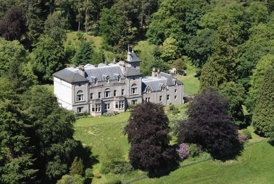 The 7,000-acre Balavil Estate in Inverness-shire