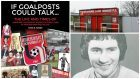 All sales proceeds from the book will go to Inverurie Loco. Works Football Club
