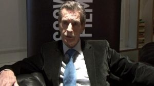 William McIlvanney was known as the Godfather of Tartan Noir