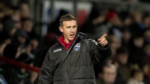 Staggies boss predicting tough cup tie against Terrors
