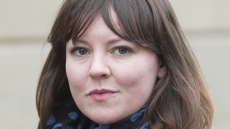 Former SNP MP Natalie McGarry