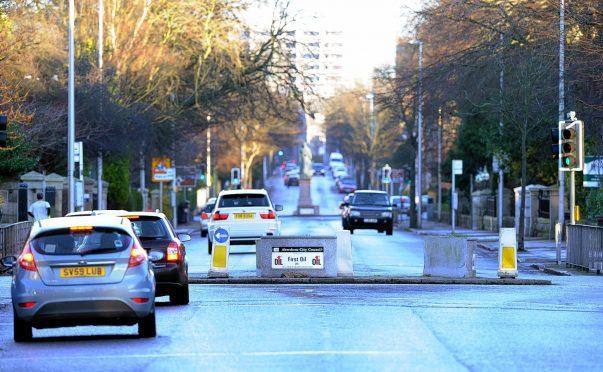 Queen's Road, Aberdeen