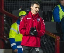 County feel no less pressure than Dons, says McIntyre