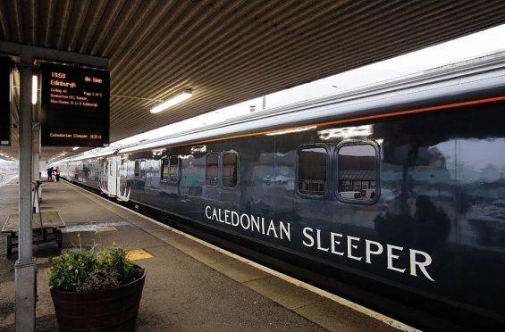 The Caledonian Sleeper