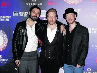 MTV Europe Music Awards - Arrivals - Glasgow