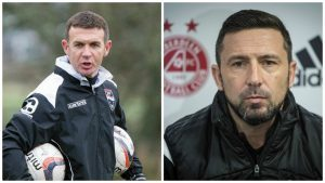 Police warning to fans as Dons travel north to take on County