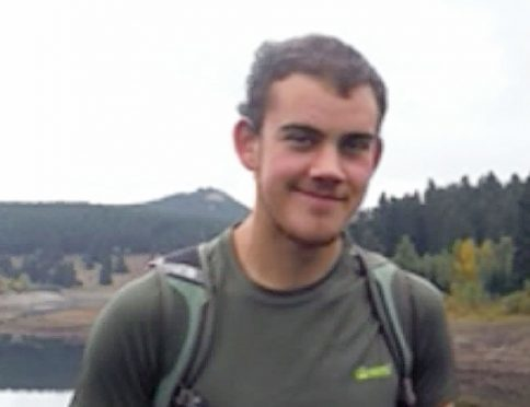 Joe Smith was killed in a climbing accident alongside his friend Simon Davidson