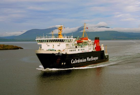 Several CalMac sailings are expected to be disrupted or cancelled