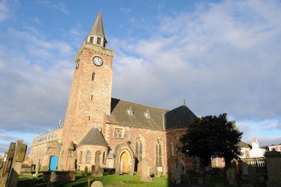 Old High Church