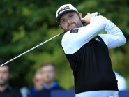 Andy Sullivan was quickly on the move in the delayed second round in Abu Dhabi