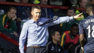 Staggies cannot afford slip-ups in top-six chase, says McIntyre