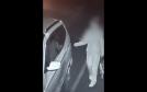 Hazel Innes strikes a car Buckie