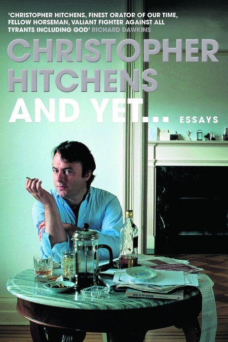 Christopher hitchens new book of essays