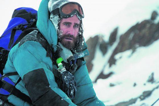 Jake Gyllenhaal as Scott Fischer in Everest