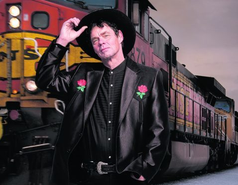 Comedian Rich Hall