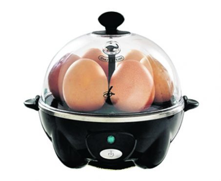 How do you like your eggs in the morning? With this clever device you can have them any way you choose