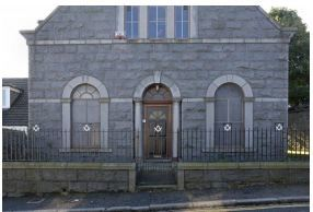 The Masonic Lodge on Western Road could become four flats