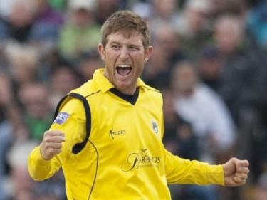 Liam Dawson has been named in England's World Twenty20 squad