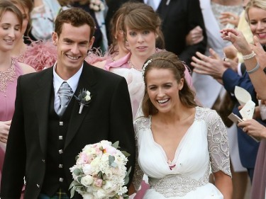 Andy Murray and wife Kim have had their first child, the BBC reported