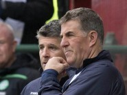 Motherwell manager Mark McGhee is concerned by their league position