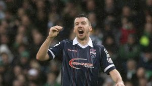 Staggies captain Quinn says winter break has come at wrong time
