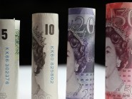High-value banknotes are favoured by criminals