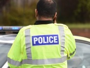 The woman died at the scene following the collision involving an HGV in the village of Teynham, Kent