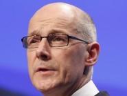 The Finance Committee heard evidence from Finance Secretary John Swinney