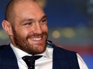 Tyson Fury, pictured, says he was offered huge sums of money to fight Wladimir Klitschko on a yacht