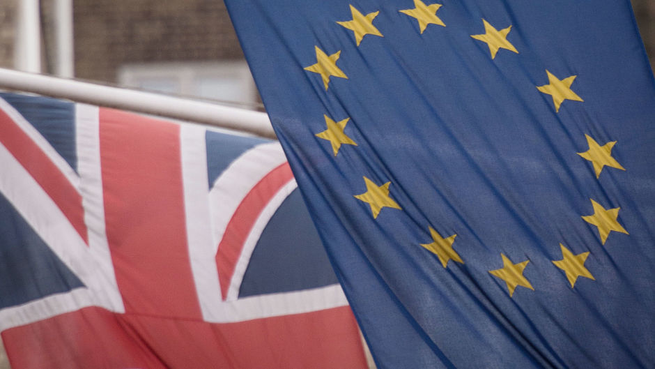 The poll found 66% of people in Scotland want to stay in the EU