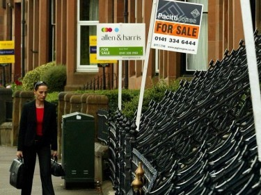 Surveyors found that house prices increased in January even though demand was not particularly high