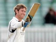 Hampshire's Liam Dawson has had a whirlwind year