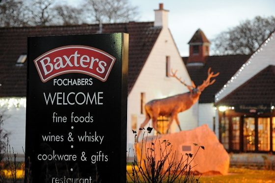 Baxters are looking to reduce costs at their Fochabers home.