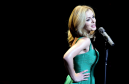 Katherine Jenkins appearing at the Lord Provost's Charity Trust concert at His Majesty's Theatre, Aberdeen.