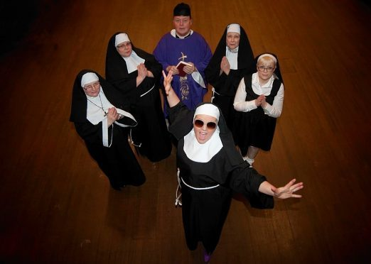Moray drama group to bring Sister Act: The Musical to town