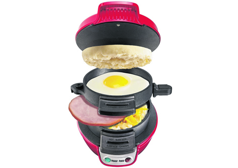 GADGETS Hot Breakfast 090073