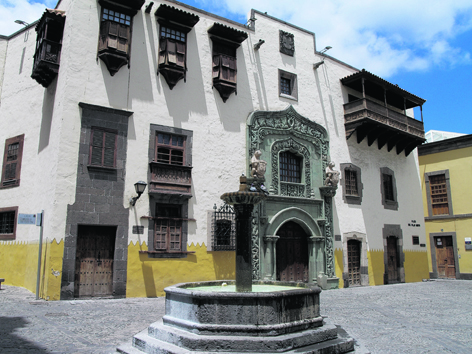 Get lost in history at Columbus House on Gran Canaria, which the great sailor used as a stopover on his journeys
