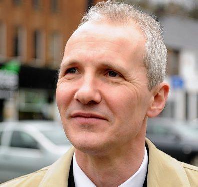 Highland planning director Stuart Black.